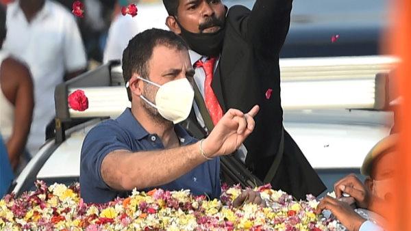राहुल गांधी का पीएम मोदी पर निशाना, बोले-महीनों से 'चीन' शब्द नहीं कहा मिस्टर 56 ने