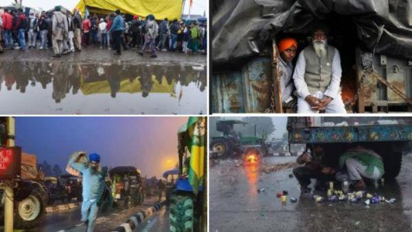 यह पढ़ें:Farmers Protest: बोले राहुल गांधी-'सर्दी में ठिठुर रहा किसान, सरकार की क्रूरता के दृश्यों में,अब कुछ शेष नहीं'