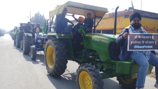 ट्रैक्टर रैली से पहले किसान यूनियन ने जारी की गाइडलाइन, ऑडियो सिस्टम और शराब पर प्रतिबंध
