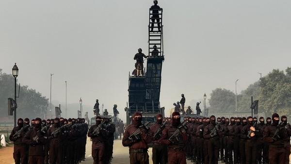 इसे भी पढ़ें-कोरोना के चलते गणतंत्र दिवस पर कंधे से कंधा मिलाकर परेड नहीं कर सकेंगे NSG कमांडो