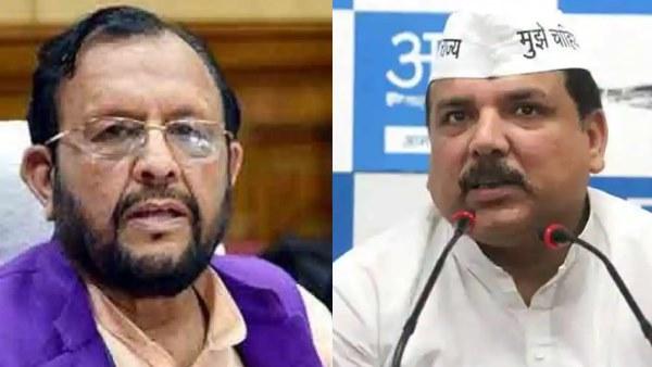 सोमनाथ भारती का विवादित बयान: योगी के मंत्री ने कहा- केजरीवाल मांगें माफी, संजय सिंह का हमला
