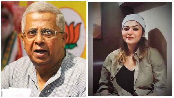 ये भी पढ़ें- BJP वरिष्ठ नेता ने बंगाली एक्ट्रेस के खिलाफ दर्ज कराई FIR,'हिन्दुओं' को ठेस पहुंचाने के आरोप पर दी सफाई