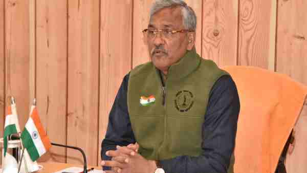 CM Trivendra Singh Rawat nod to 5 Cr fund for road construction