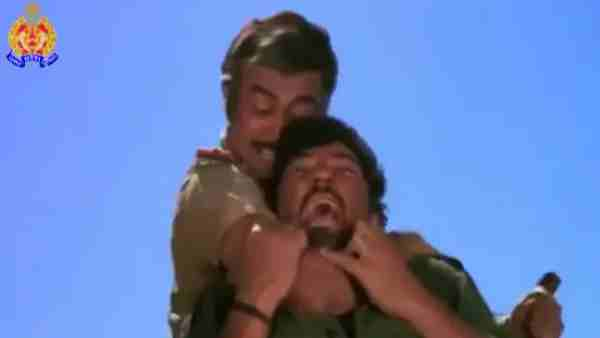 UP Police uses film Sholay scene to appeal people for not to spitting in the open