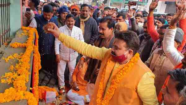 BJP will build buildings and parks in Kashi in the name of Maharaja Suheldev