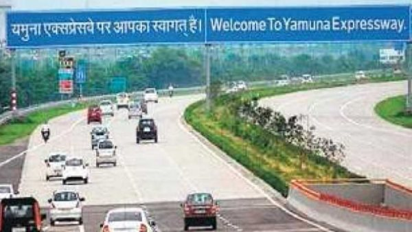 yeida started awareness drive for commuters to reduce accidents on Yamuna Expressway