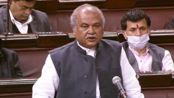 इसे भी पढ़ें- राज्यसभा में बोले कृषिमंत्री नरेंद्र तोमर- खून से खेती कांग्रेस ही कर सकती है, भाजपा नहीं