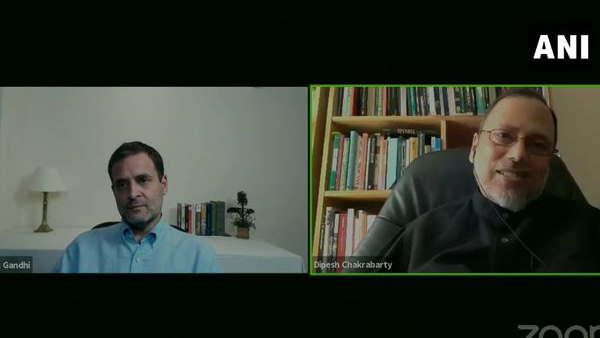 ये भी पढ़ें- शिकागो यूनिवर्सिटी के प्रतिनिधि से बोले राहुल- मुझे अपने पिता और दादी पर गर्व, उन्होंने सही के लिए दी अपनी जान