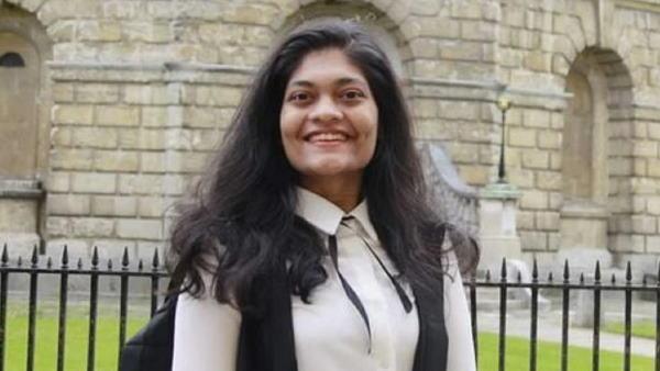 रश्मि सामंत: कर्नाटक की लड़की ने ऑक्सफोर्ड में गाड़े झंडे, बनीं स्टूडेंट यूनियन प्रेसिडेंट