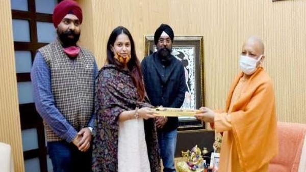 इसे भी पढ़ें- CM योगी से मिलीं झांसी में स्ट्रॉबेरी की खेती करने वाली गुरलीन चावला, PM मोदी ने की थी तारीफ