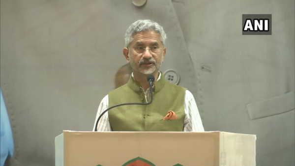 एस जयशंकर बोले- 'कोरोना के बाद का भारत बहुत अलग, ये आत्मविश्वास से भरा है'