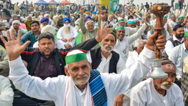 किसान आंदोलन ने बढ़ाई बीजेपी की चिंता, 'जाट वोट बैंक' पर अब राजनीतिक दलों की नजर