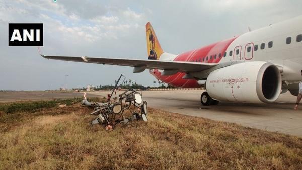 ये भी पढ़ें- आंध्र प्रदेश: विजयवाड़ा एयरपोर्ट पर लैंडिंग के वक्त खंभे से टकराया एयर इंडिया का विमान, सभी यात्री सुरक्षित