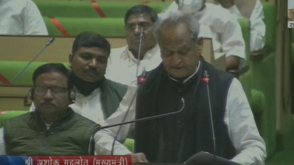 Rajasthan Budget: CM गहलोत पेश किए हैं राजस्थान बजट 2020-21, जानिए क्या-क्या घोषणा हुईं