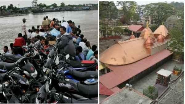 असम में माजुली द्वीप और कामाख्या मंदिर की बदलेगी सूरत, 15वें वित्त आयोग ने की ऐसी सिफारिश