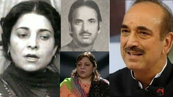 कश्मीर की लोकप्रिय गायिका से गुलाम नबी आजाद ने की है शादी, पद्मश्री से हैं सम्मानित, जानिए उनके बारे में