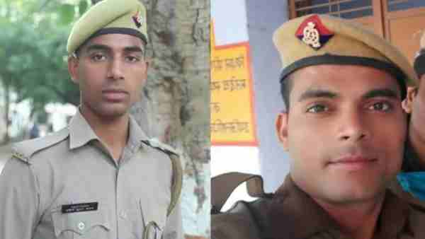 Bulandshahr News: Two PAC jawans on duty lost their lives after a truck collided with another truck