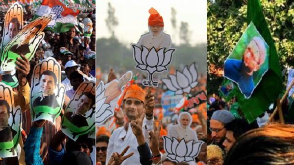गुजरात निकाय चुनाव: कांग्रेस ने 25 मुस्लिम प्रत्याशी उतारे, AIMIM ने 21, सत्तारूढ़ BJP ने एक भी नहीं, 2015 के मनपा चुनाव में कांग्रेस के 20 मुस्लिम प्रत्याशी जीते थे