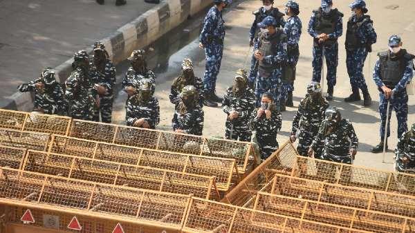 Farmers Protest पर UN मानवाधिकार का ट्वीट, कहा- अधिकारी और प्रदर्शनकारी बरतें संयम