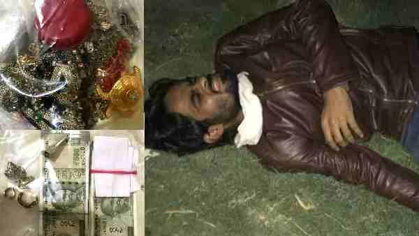 Ghaziabad पुलिस ने किया डबल मर्डर का खुलासा, गांव की परिचित महिला ने साथी के मिलकर दिया था वारदात को अंजाम