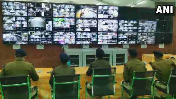 Kumbh Mela 2021: A centralised control room set up at Haridwar railway station