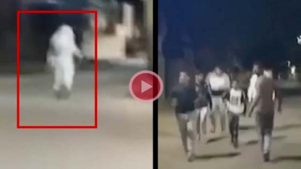 जोधपुर की सड़कों पर रात दो बजे उल्टे पांव चलने वाले 'भूत' की हकीकत सामने आई, देखें VIDEO