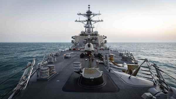 ताइवान स्ट्रेट से गुजरा अमेरिकी जंगी जहाज, क्या जो बाइडेन चीन को दे रहे हैं खुली चेतावनी