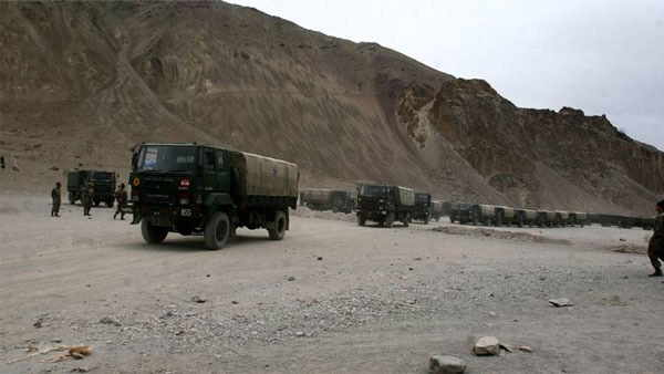 India China 10th round of Corps commander level talks at Moldo ladakh disengagement process