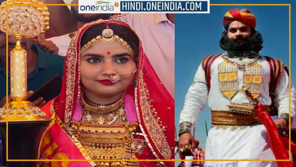 Maru Mahotsav Jaisalmer : मरु महोत्सव में लक्षिता सोनी मिस मूमल, कृष्ण कुमार मिस्टर डेजर्ट चुने गए