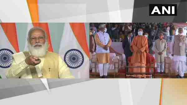 ये भी पढ़ें:- महाराजा सुहेलदेव स्मारक की पीएम नरेंद्र मोदी ने रखी नींव, कहा- आने वाली पीढ़ियों को करेगा प्रेरित