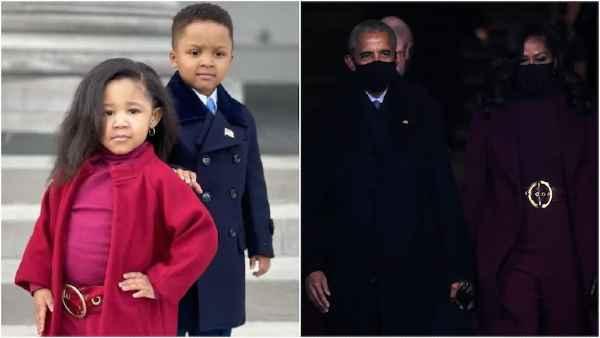 इन दो बच्चों ने ओबामा और मिशेल की हूबहू नकल की, जानें मिशेल ने क्या दिया रिएक्शन