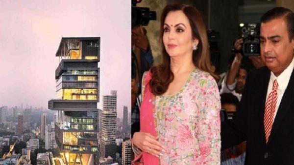 यह पढ़ें:Mukesh Ambani's house Antilia: मिनी मुंबई से कम नहीं मुकेश अंबानी का महल 'एंटीलिया', घर में है 3 हैलीपैड