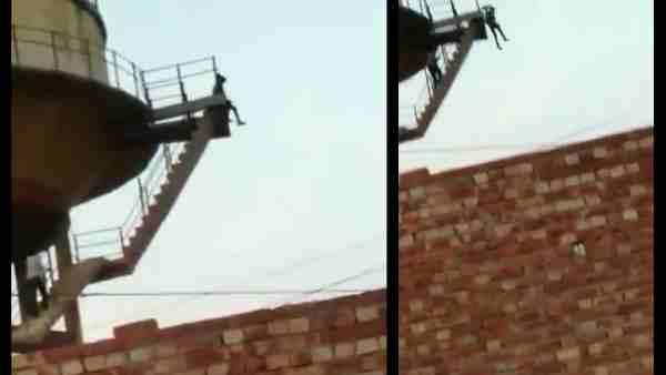 मुजफ्फरनगर: छात्रा ने पानी की टंकी से कूदकर दी जान, सुसाइड नोट में बताई प्रेमी की करतूत