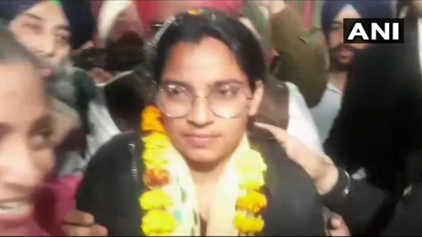 Nodeep Kaur released from prison after Punjab and Haryana High Court granted her bail