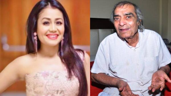 नेहा कक्कड़ ने की आर्थिक तंगी से जूझ रहे मशहूर गीतकार की मदद, TV पर किया 5 लाख रुपए देने का ऐलान