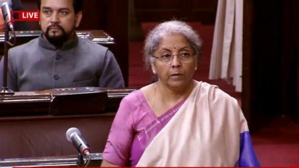 'दामाद' कांग्रेस में एक स्पेशल नाम: निर्मला सीतारमण की इस टिप्पणी के बाद राज्यसभा में हंगामा
