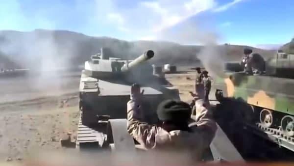 इसे भी पढ़ें- Ladakh standoff:चीन का इरादा क्या है ? LAC के पास भारी संख्या में जुटाए टैंक और जवान- रिपोर्ट