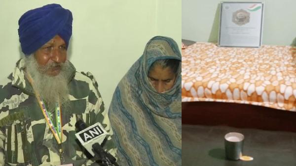 पुलवामा हमला: याद आने पर शहीद बेटे की फोटो गोद में लेकर सोती हैं मां, सबसे पहले उनके कमरे में जाती है चाय