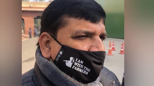 किसान मुद्दे पर भाजपा और कांग्रेस में मिलीभगत: संजय सिंह
