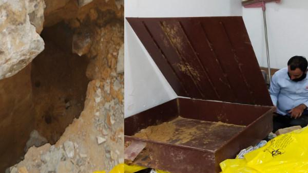 Jaipur : 87 लाख का प्लॉट खरीदा, 20 फीट लंबी सुरंग खोदकर पड़ोसी के फर्श में दबी करोड़ों की चांदी चुराई