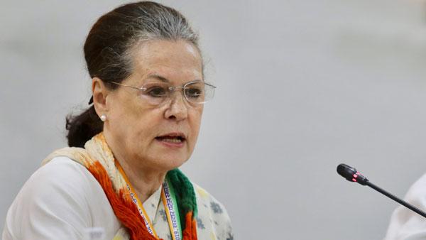 कोरोना के हालात पर सोनिया गांधी ने की बैठक, कहा- 'सिस्टम नहीं, मोदी सरकार फेल हुई'