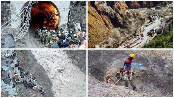 ये भी पढ़ें- इन 10 तस्वीरों में देखिए तबाही का खौफनाक मंजर, उत्तराखंड में ग्लेशियर टूटने से आई त्रासदी