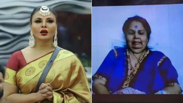 Bigg Boss:कैंसर से जूझ रही राखी सावंत की मां अस्पताल में भर्ती,क्या शो बीच में छोड़कर बेघर होगी एक्ट्रेस