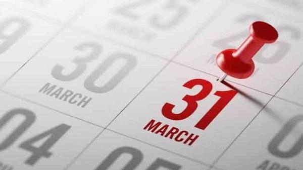 31 March deadline: 31 मार्च तक निपटा लें ये 6 जरूरी काम, वरना भरना पड़ेगा भारी जुर्माना