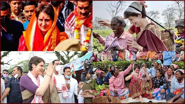 यह पढ़ें: Assam Assembly Election 2021 : कामाख्या से चाय बागान तक, वोट के लिए हर कोशिश में जुटीं प्रियंका गांधी