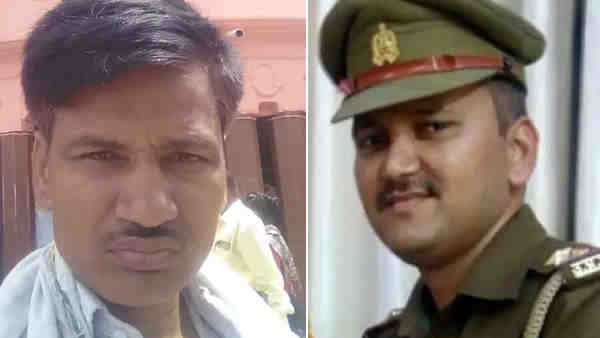 agra news: Sub-Inspector Prashant Yadav case reward Vishwanath arrested by police after the encounter