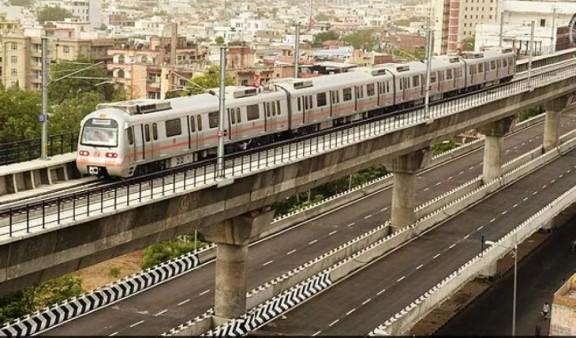 जयपुर में जन्मदिन मनाने के लिए अब किराये पर ले सकेंगे मेट्रो के कोच, जानें पूरी स्कीम