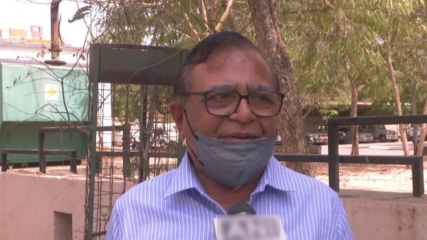 BJP Rajkot MLA Govind Patel on his statement that BJP workers dont contract COVID-19 as they work hard