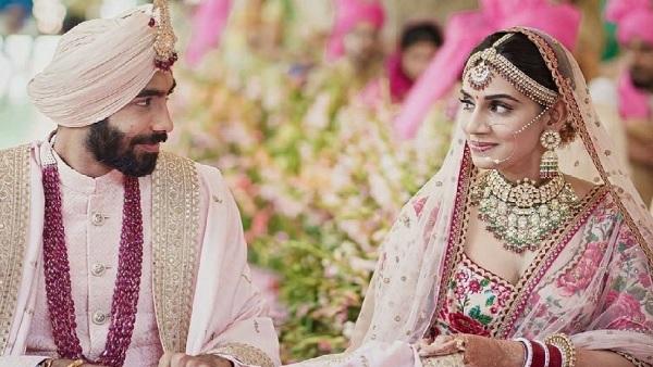 यह पढ़ें: सस्पेंस खत्म, गोवा में जसप्रीत ने संजना गणेशन संग रचाई शादी
