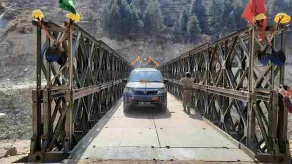 Chamoli disaster: movement started on Valley Bridge connecting China border